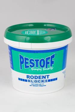Pest Off Rodent Bait - 500g