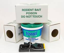 Rodent Control Pack - Rat Trap