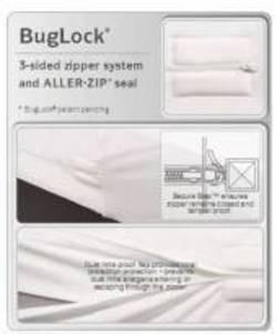 Bug Lock Protector - KING Mattress Protector