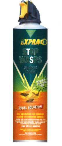 EXPRA  Stop Wasps Indoor & Outdoor Surface Spray 350g