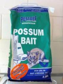 PestOff Possum Bait 3.0kg + Bait Station